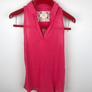 Anthropologie Maeve Tank Shirt Size Xs